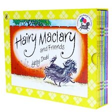 Hairy Maclary and Friends 10 Books Box Set Collection Kids Story Lynley Dodd