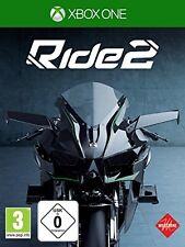 XBOX ONE Spiel RIDE 2 Motorradrennen NEU&OVP Paketversand