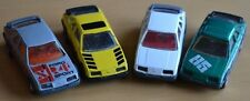 Matchbox Lesney Superfast No 55 Ford Sierra Collection 4 Model Cars Laserwheels