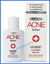 Dr. Somchai Acne Lotion Pimple Repair Clear Helps Reduce Excress Facial Oil