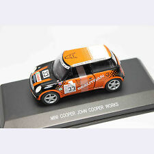 1:43 Car Model 80004 MINI COOPER JOHN COOPER WORKS - BEAUTRAN
