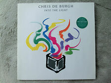 "LP - Chris De Burgh - ""Into the light"" - 1986 - Vinyl - Sammlungsauflösung - LP"