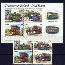 Irland 1615/18+Bl.6 postfrisch