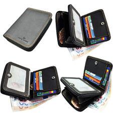 portefeuille HOMME FEMME porte carte crédit monnaie en cuir synthétique neuf