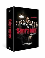 The Sopranos - Series 1-6 - Complete DVD, Box Set New