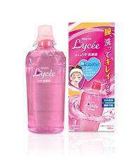 Japan Rhoto Lycee Eye Wash Liquid 450ml 日本樂敦Lycee洗眼液天然维生素洗眼液450ml ロートリセ洗眼薬 450ml
