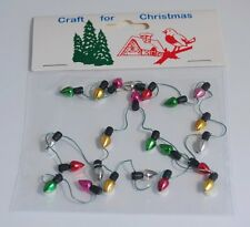 Christmas Embellishments - Fairy Light Garland [Toy]