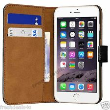 Luxury Magnetic Flip Cover Stand Wallet Leather Case For Apple iPhone 7 Plus