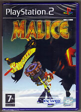 PS2 Malice (2004) UK Pal, Brand New & Sony Factory Sealed