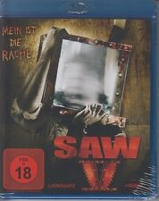 SAW V BLU-RAY NEU FSK 18