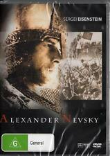 ALEXANDER NEVSKY - SERGEI EISENSTEIN - NEW & SEALED REGION 4 DVD FREE LOCAL POST
