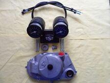 SIMSON  Drehzahlmesser  Tacho  Set  Instrumententräger  schwarz  S51,S70,S83