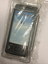 Sony Ericsson Xperia X1 Crystal Hard Case - Clear CPC622 Brand New in packaging