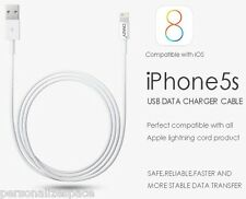 USB Sync Data Charger Cable For iPhone 6 Plus 5S iPad Air Mini iPod iOS8