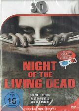 Night of the Living Dead - Special 2D und 3D Edition- DVD - NEU/OVP