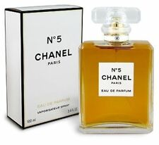 Chanel No.5 100 ml  Women's Eau de Parfum New Genuine