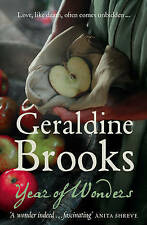 Year of Wonders: a Novel of the Plague by Geraldine Brooks (Paperback, 2002)