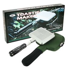 NGT TOASTIE TOASTER MAKER WITH CASE BAG CARP FISHING CAMPING