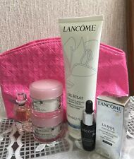 6X Pieces  Lancome Makeup Gift Bag  Brand New