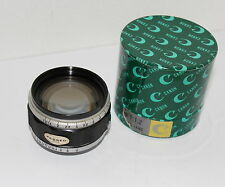 BOXED SUPER FAST CANON 50mm f1.2 L39 Screw Mount Rangefinder lens Leica Canon