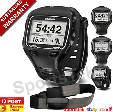 Garmin Forerunner 910XT Triathlon Multisport GPS watch with HRM + Strap