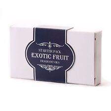 Fragrant Oil Starter Pack - Exotic Fruit (5 x 10ml) (SP10FOEXOTFRUI)