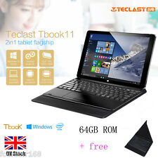 "10.6"" Teclast Tbook11 Windows 10 Android 5.1 64GB/4GB Tablet PC WIFI + Keyboard"