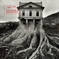BON JOVI THIS HOUSE IS NOT FOR SALE DELUXE CD (RELEASED on 4th November 2016)