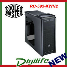 New Cooler Master RC-593-KWN2 Gaming Mid Tower Case coolermaster CM 590 III