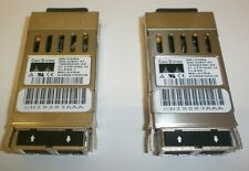 Cisco WS-G5484 2 Stück GBIC Fiber Modul 1000 Base-SX 850nm refurbished