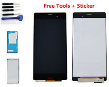 For Sony Xperia Z3 D6653 D6643 LCD Display Touch Screen Digitizer Assembly Black