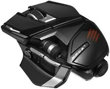 Mad Catz M.O.U.S. 9 Gloss Black Wireless Gaming Mouse - PC, Mac & Mobile Devices