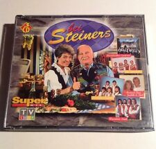 3 CD bei Steiners, Super RTL, TV SHOP, KOCH International 1996