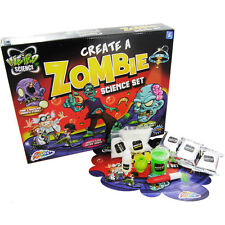 WEIRD SCIENCE MAKE & CREATE A ZOMBIE EXPERIMENT KIDS CHEMISTRY TOY SET  440022
