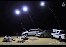 5.4M Telescopic Rod Car Repair LED Lantern Camping Lamp Night photography Light