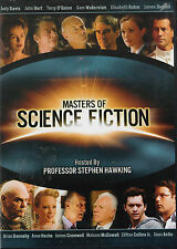 MASTERS OF SCIENCE FICTION NEW/UNSEALED 2-DVD SET Region 1  UPC: 013132602448