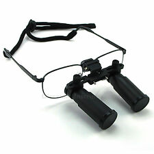 New 6.0x 6x Binocular Dental Loupes Surgical Medical Dentistry Frame 420mm