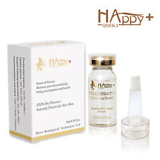 HAPPY  Hyaluron Serum - 10 ml -Hyaluronsäure Anti Aging  Anti Falten Verjüngung