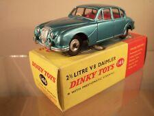 DINKY TOYS No 146 2.5 LITRE V8 DAIMLER SALOON (MINT/BOXED)