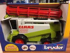 Claas Lexion 480 Bruder Scale 1/20 Toy Combine 02120