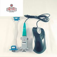 * TOM2 * FULL SET * Mouse + Adapter for COMMODORE 64, AMIGA, ATARI ST, TT *NEW*