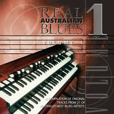 Real Australian Blues Brand New 4 CD collection Remastered version Half Price