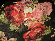 zara tapestry print chiffon type top quite sublime and divine vintage floral