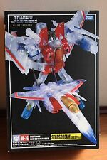 Transformers Masterpiece MP03G Starscream Ghost ver