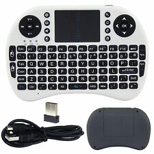 2.4G Wireless Air Mouse Qwerty Keyboard Remote Control XBMC Box Android TV PC