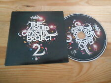 CD Pop Liquid Crystal Project - 2 (17 Song) Promo GROOVE ATTACK / J RAWLS cb