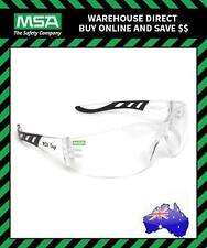MSA CAGE Clear Lens Safety Eyewear Protection (766767CAF)