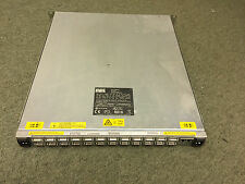 Cisco SFS7000P-SK9 InfiniBand Server 24-Ports Fibre Channel Switch w/ Rack Rails
