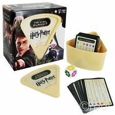 New World Of Harry Potter Trivial Pursuit Bite Size Card Game Quiz Official