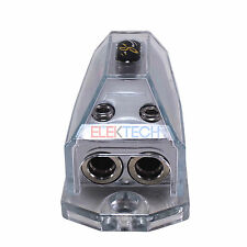 Stinger SHD20 Non Fused Power Distribution Block 1 in - 2 out Multi-Gauge